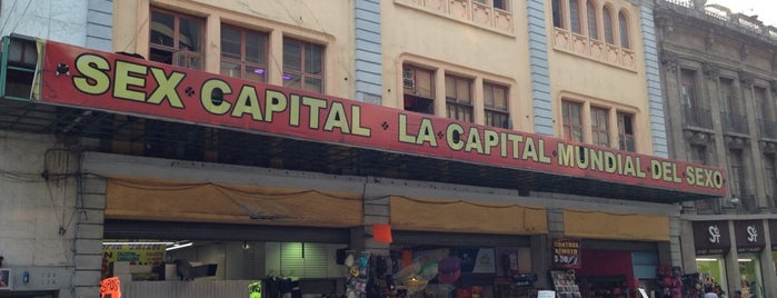 Sex Capital, La Capital Del Sexo is one of I've been here.