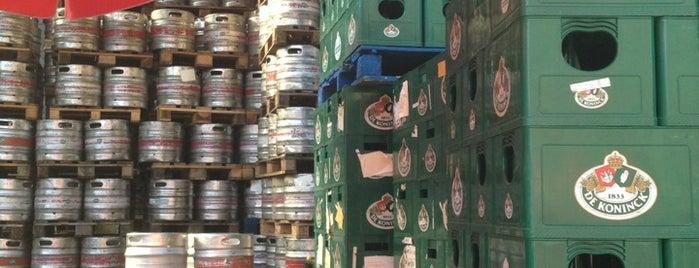 De Koninck - Antwerp City Brewery is one of Antwerpen #4sqCities.