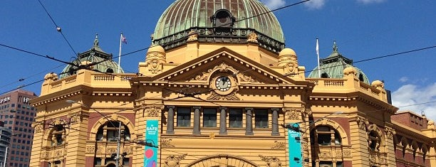 Flinders Street Station is one of Social around the world.