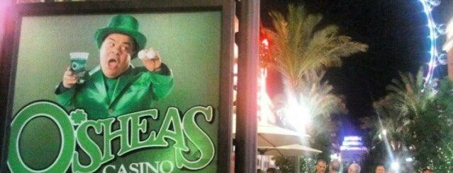 O'Sheas Casino is one of CASINOS.