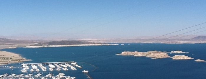 Lake Mead is one of The Great Outdoors.