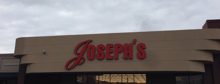 Joseph's Market Place is one of My Grocery Stores.