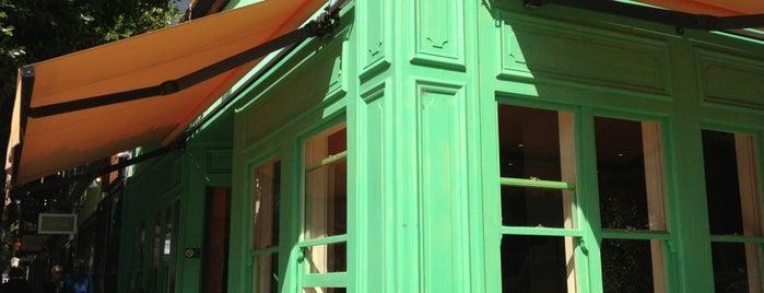 La Boulangerie de San Francisco is one of 2012 Restaurants.