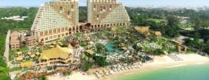 Centara Grand Mirage Beach Resort Pattaya is one of Origin Rest.