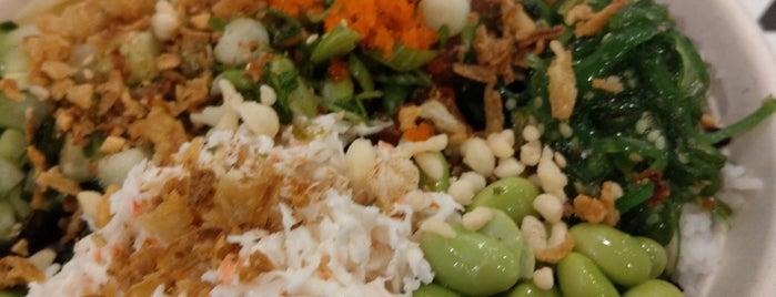 Poké Papa is one of Food/Drink Favorites: DC & Northern Virginia.