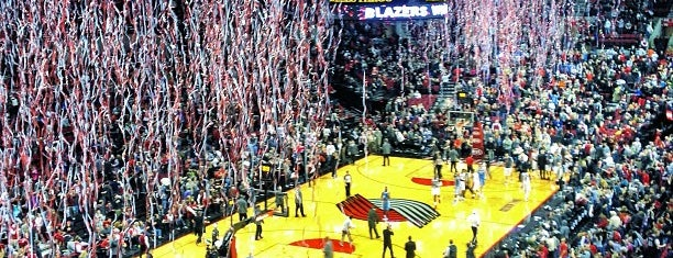 Moda Center is one of Sports Venues I've Worked At.