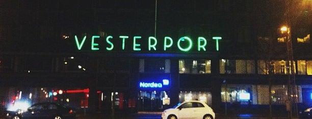 Vesterport st. is one of Copenhagen.