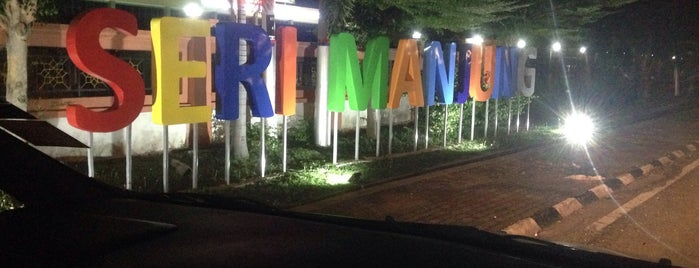 Seri Manjung is one of b.