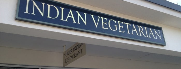 Tower Indian Restaurant is one of best ethnic RaleighDurhamChapelHill.