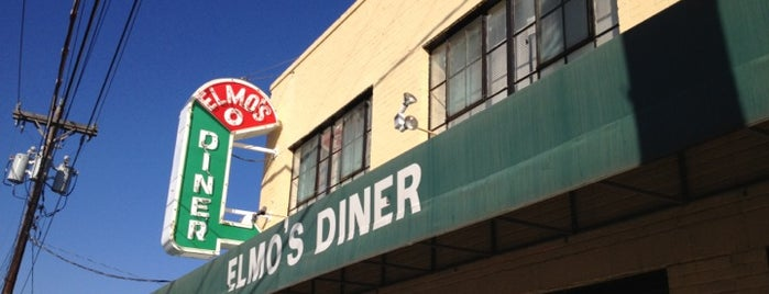 Elmo's Diner is one of RDU: To-Do in Carolina.