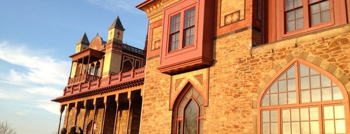 Olana State Historic Site is one of Hudson Valley.