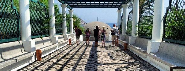 Kallithea is one of Explore Rhodes.