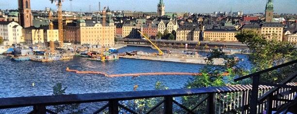 Monteliusvägen is one of 36 hours in...Stockholm.