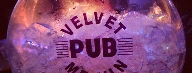 Velvet Melvin Pub is one of College Nightlife Houston.