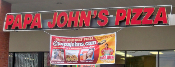 Papa John's Pizza is one of Must-visit Food in Athens.