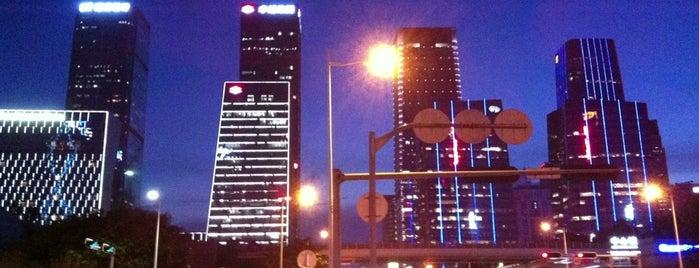 中心城 Central Walk is one of Shenzhen.