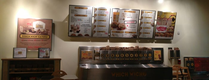 Which Wich? Superior Sandwiches is one of Dining in Orlando, Florida.