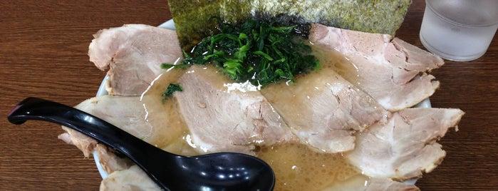 Tamaya is one of ラーメン.