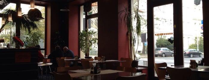 Aston Café is one of prazsky bary / bars in prague.