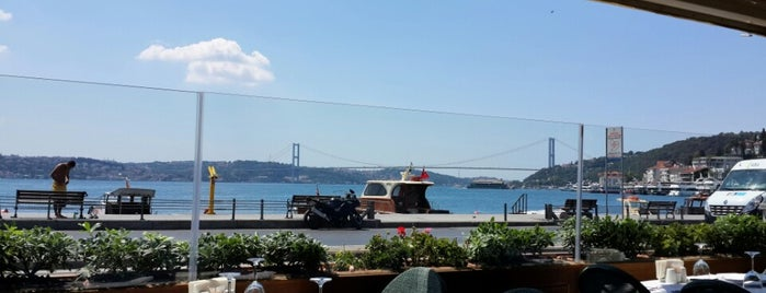Atlas Balık is one of Dene.