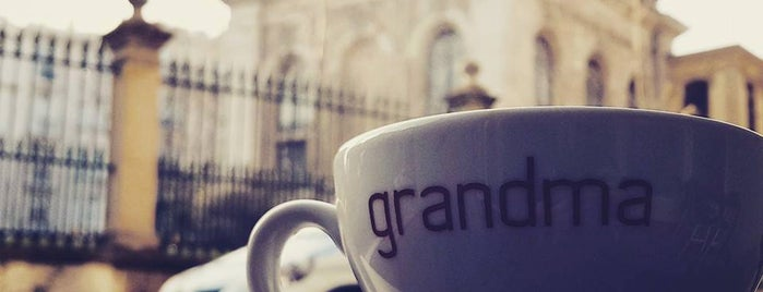 Grandma Artisan Bakery Cafe is one of Istanbul.