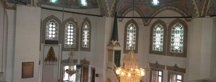 Fındıklı Molla Çelebi Camii is one of MİMAR SİNAN ESERLERİ.