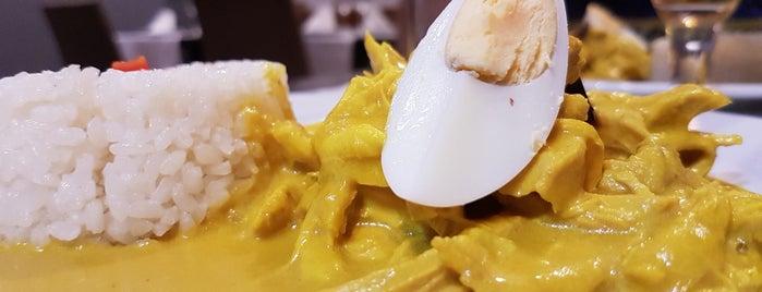 Kechua Restaurante Peruano is one of Restaurantes destacables.