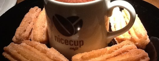 Nicecup Café is one of Hotspots SP.