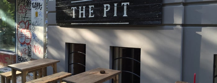 The Pit is one of Must Do Berlin.