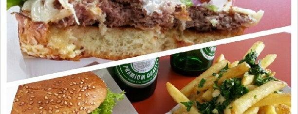 Burger de Ville is one of Berlins Best Burger.