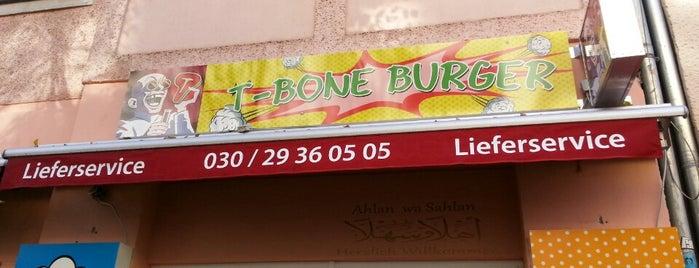 T-Bone Burger is one of Burger in Berlin.