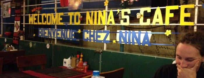 Nina's Cafe is one of Huế.