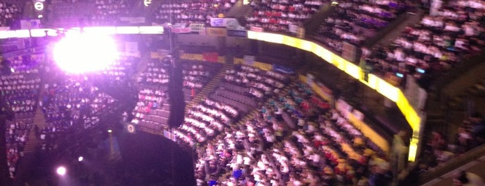 Manchester Arena is one of STA Travel Favorite Music Places in Manchester.