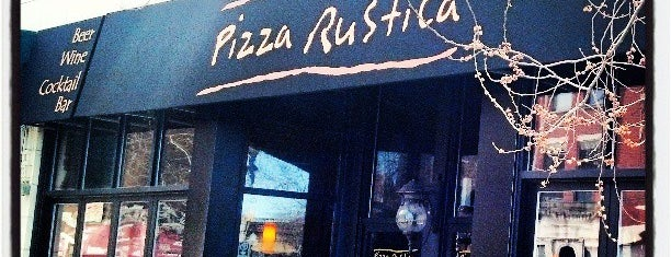 PR Italian Bistro is one of Chi Town.
