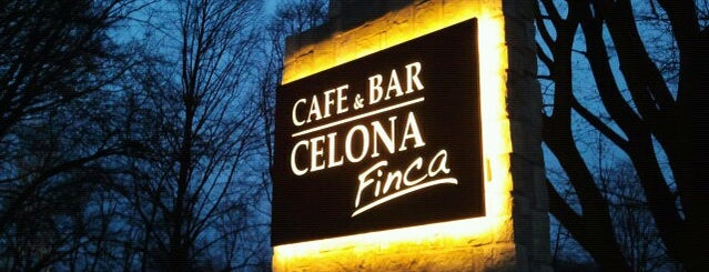 Finca & Bar Celona is one of Mjam-Mjam.