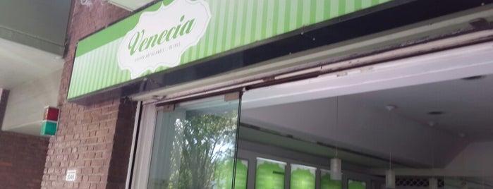 Heladeria Venecia is one of Mi barrio.