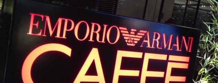 Emporio Armani Caffé is one of Chilecito 🗻.
