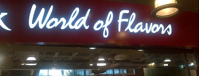 McCormick World Of Flavors is one of Random.