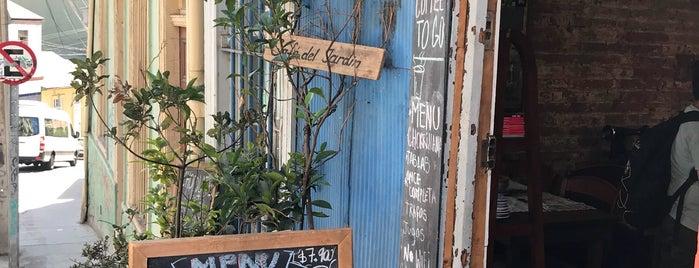 Café del Jardín is one of chile.