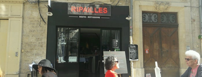 Ripailles is one of Montpellier.