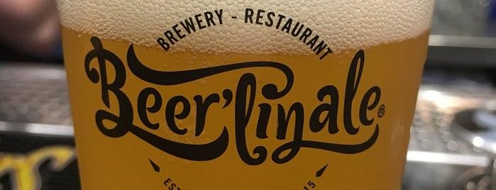 Beer'linale is one of Spain craft beer spots.