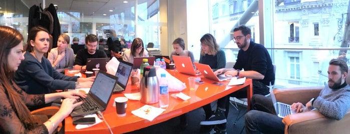 Marcel Agency is one of Bureaux à Paris.