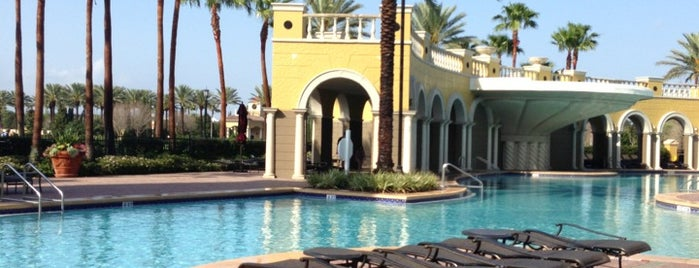 Hilton Grand Vacations at Tuscany Village is one of Florida.