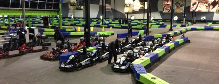 Andretti Indoor Karting & Games Roswell is one of Places to Visit.