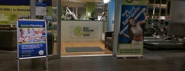 The Toorak Health Club is one of regular.