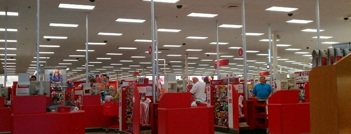 Target is one of Lakeland.