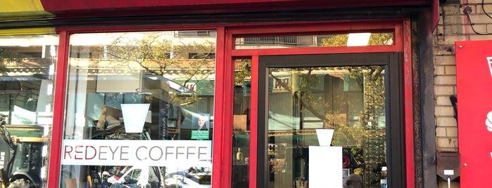 Red Eye Coffee is one of Manhattan: Food Hunt.