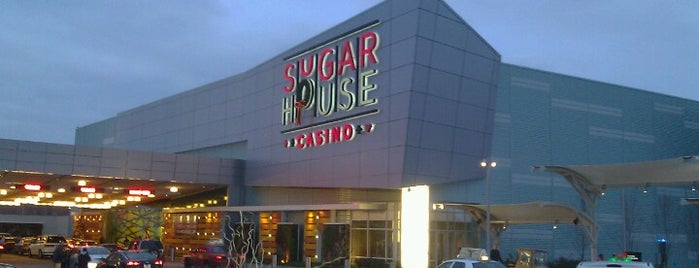 SugarHouse Casino is one of Philadelphia - Pontos Turisticos.