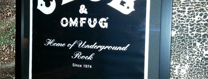 CBGB & OMFUG is one of Drinks.