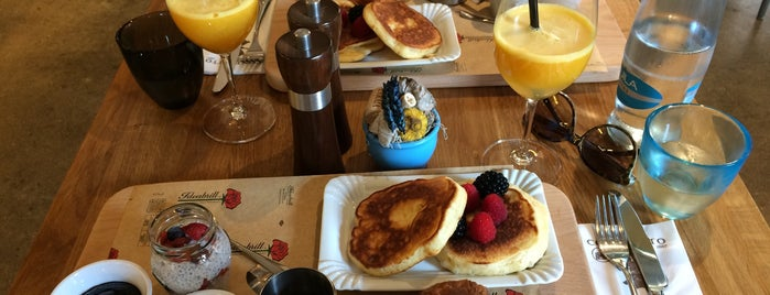 La Bottega Bistroteka is one of The 15 Best Places for Breakfast Food in Prague.